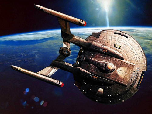 তারকা Trek - Enterprise দেওয়ালপত্র probably with an internal combustion engine called NX-01 Enterprise