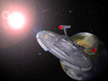 NX-01 Enterprise - star-trek-enterprise wallpaper