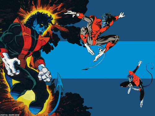 Nightcrawler - marvel-comics Wallpaper