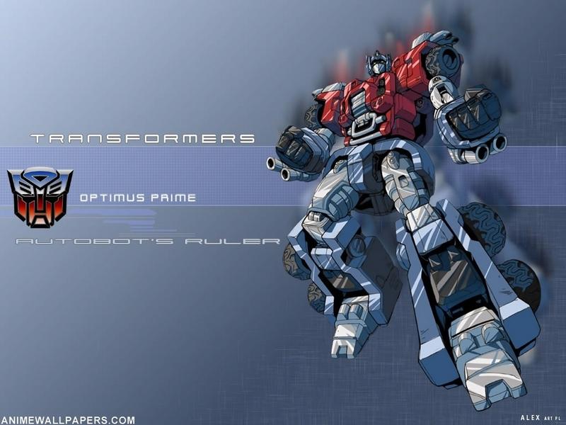 wallpaper transformers 3_09. wallpaper transformers optimus prime. Optimus Prime - Transformers