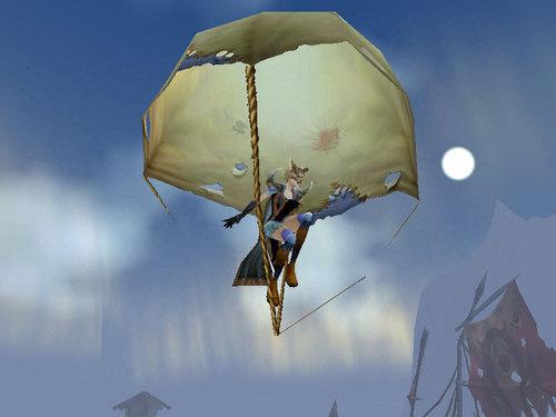 Parachute Landing