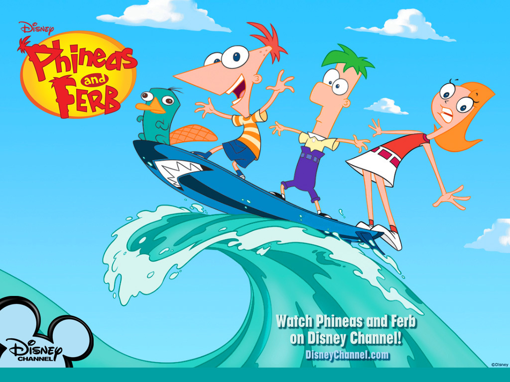 Disney Channel Phineas and Ferb