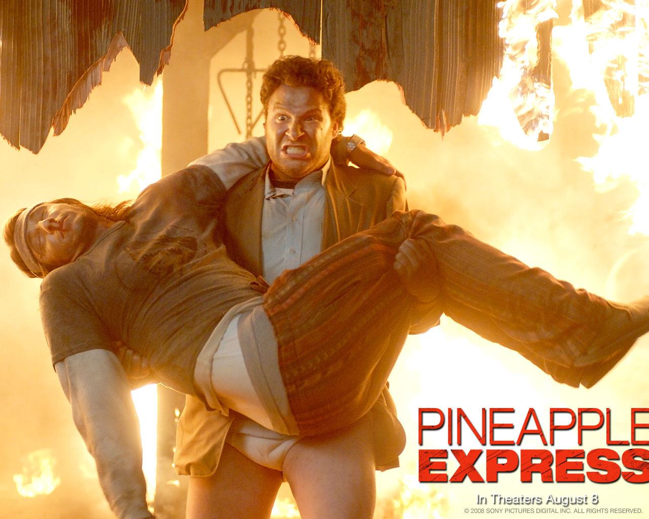 Pineapple Express Hintergrund