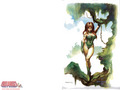 Poison Ivy - dc-comics wallpaper