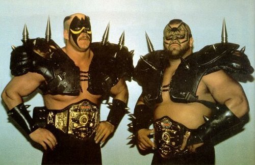 Professional Wrestling wallpaper titled Road Warriors