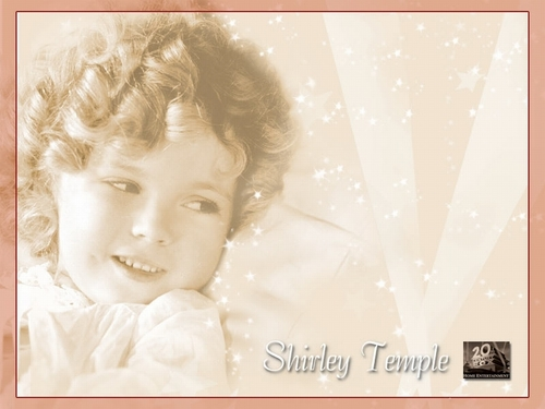 Shirley Temple 壁纸