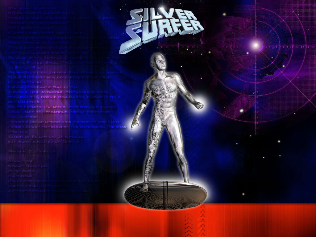 Marvel Comics Silver Surfer