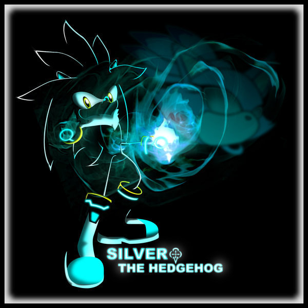 Silver the Hedgehog-SEGA