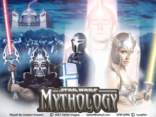 星, つ星 Wars - Mythology
