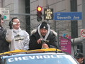 Steelers Parade- February 3, 2009 - pittsburgh-steelers photo
