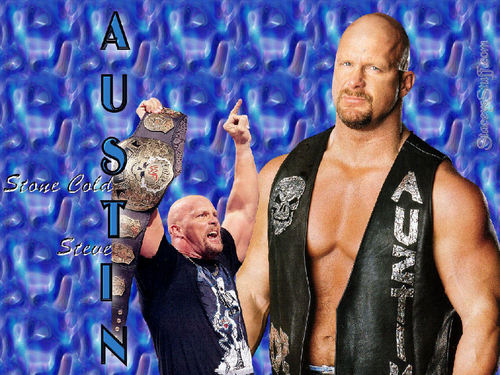 Professional Wrestling wallpaper titled Stone-Cold Steve Austin