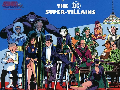 a review of the documentary necessary evil super villains in dc comics Best buy has honest and unbiased customer reviews for necessary evil: super-villains of dc comics [blu-ray] [2013] read helpful reviews from our customers.