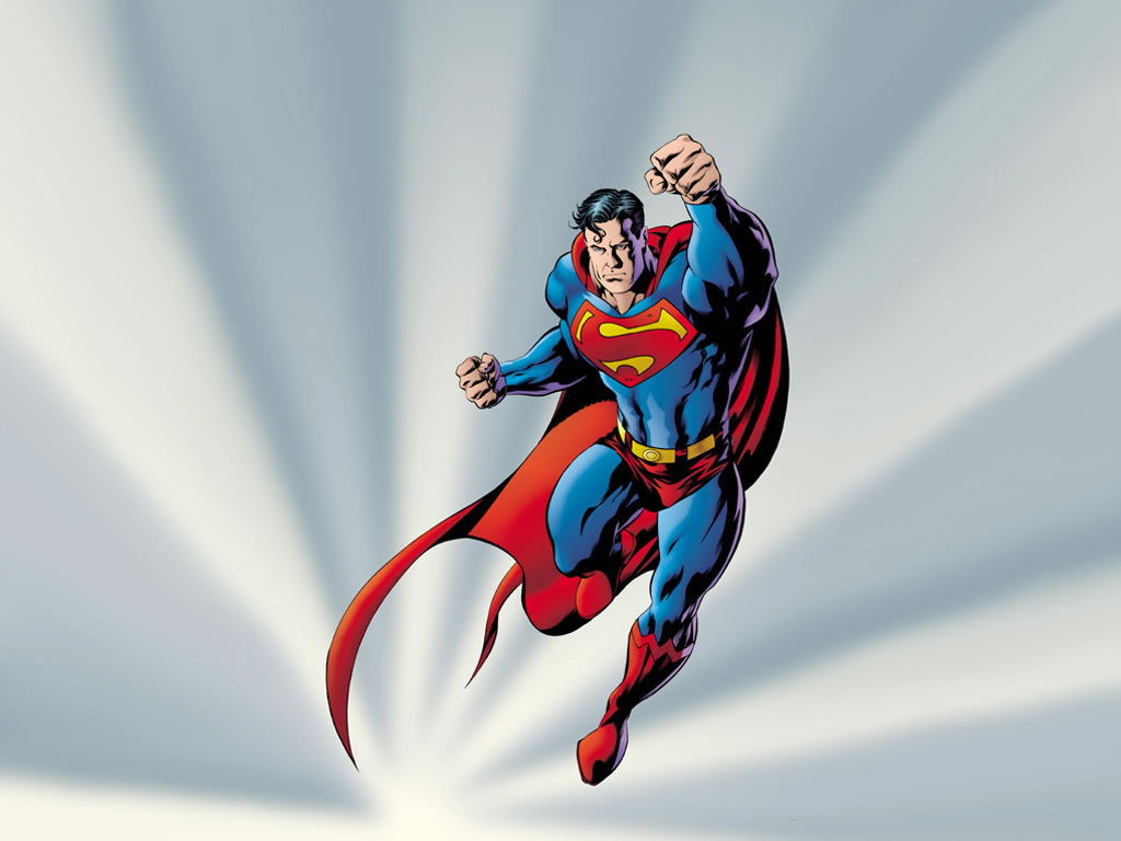 superman comic art wallpaper - photo #27