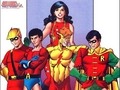 dc-comics - Teen Titans wallpaper
