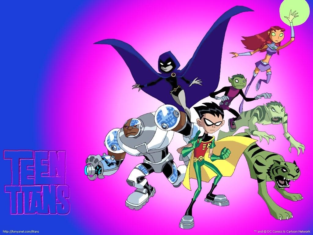 Teen Titans Screensaver 23