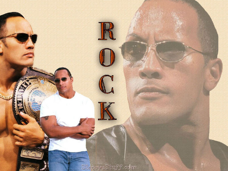 wallpapers of wwf. wwf the rock wallpapers