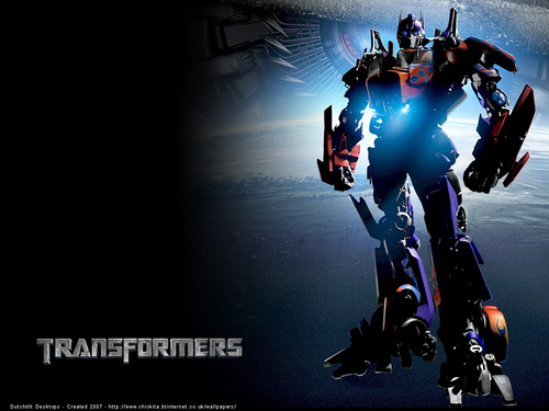 Transformers wallpaper titled Transformers