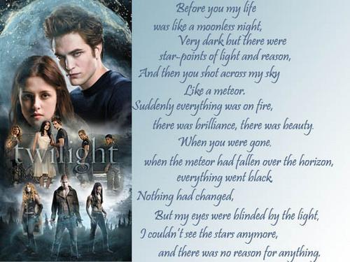 Twilight card