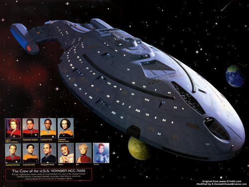 Voyager Crew