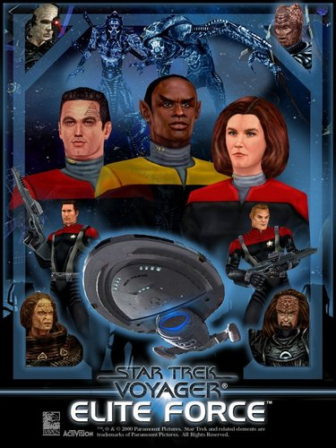 Voyager Elite Force Hazard Team