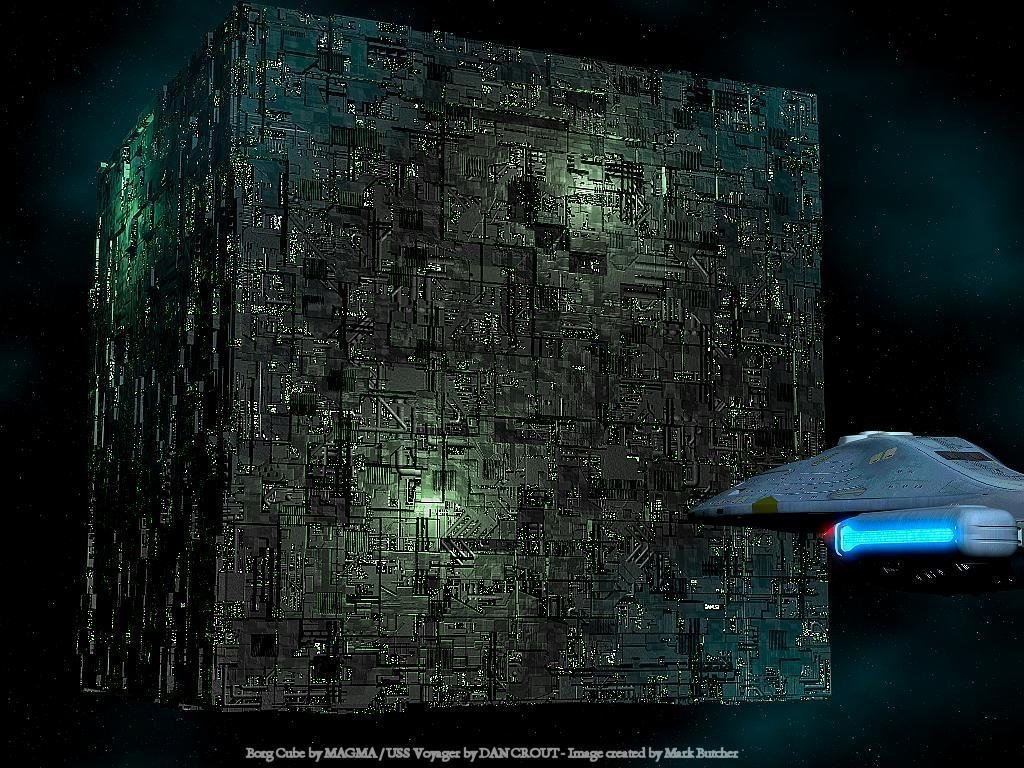 Voyager Star Trek Voyager Wallpaper 3981991 Fanpop