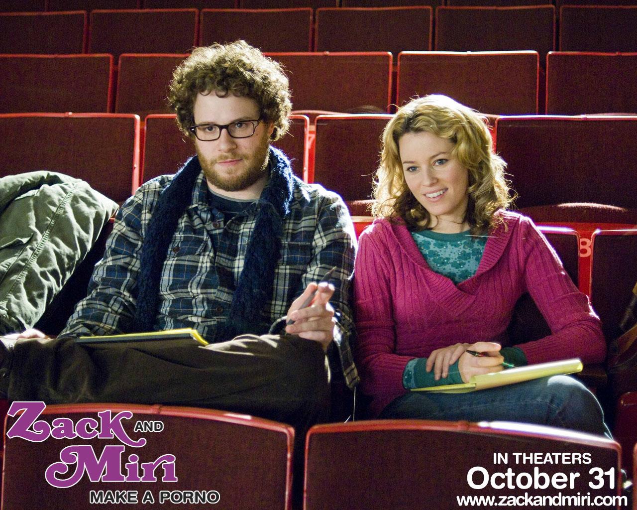 Zack and Miri Hintergrund