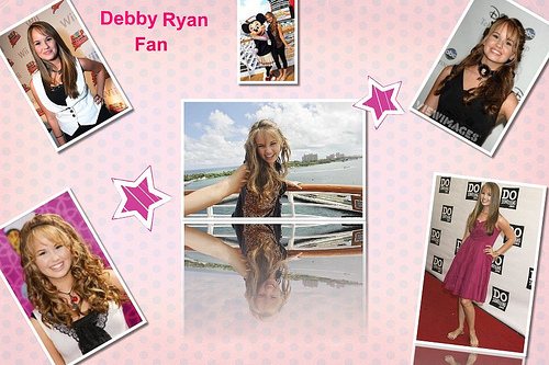 debby wallpaper