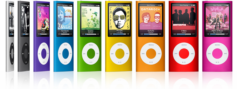 Ipod Nano Chromatic. nano chromatic
