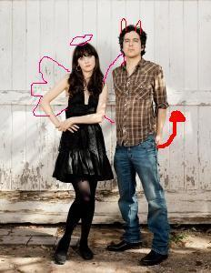 she and him 粉丝 art 2