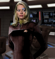 7 Of 9 joins Starfleet - star-trek-voyager fan art