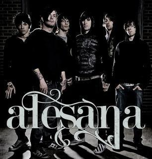Alesana Body Shot - alesana Photo