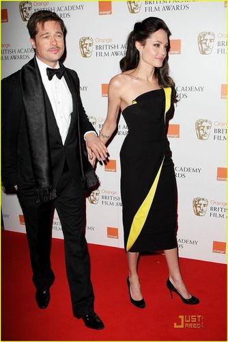 Angelina Jolie - 2009 BAFTA Awards