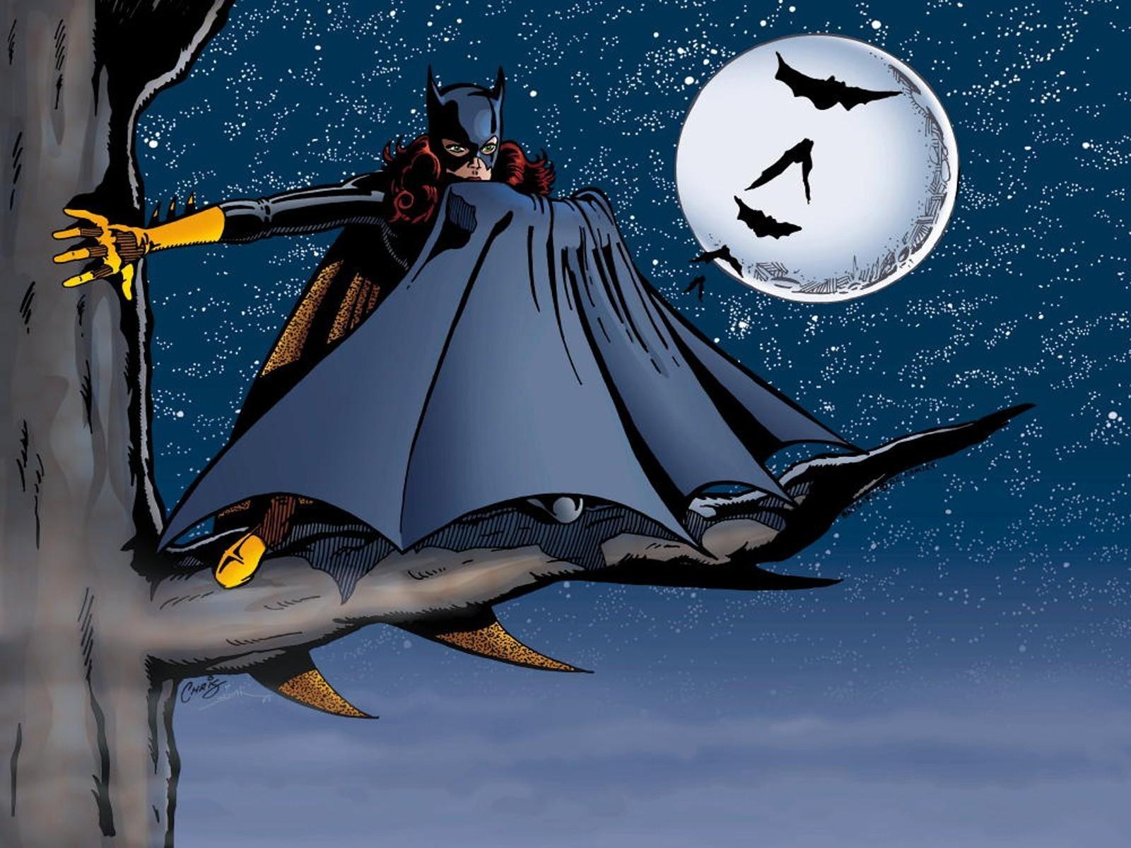 batgirl from dc comics wallpaper - photo #1