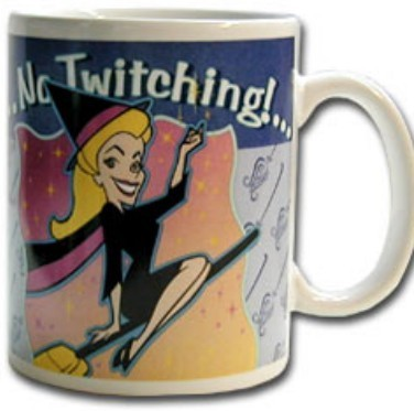 Bewitched wallpaper titled Bewitched Coffee Mug