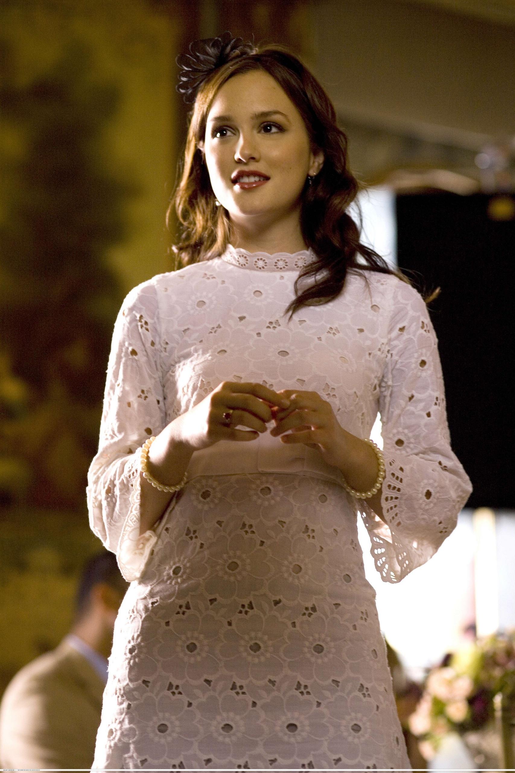 Blair Waldorf Serena Van Der Woodsen