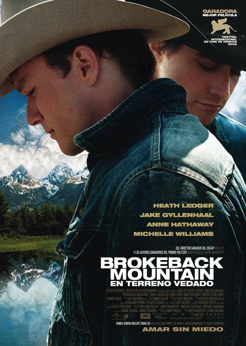 2005 brokeback mountain movie