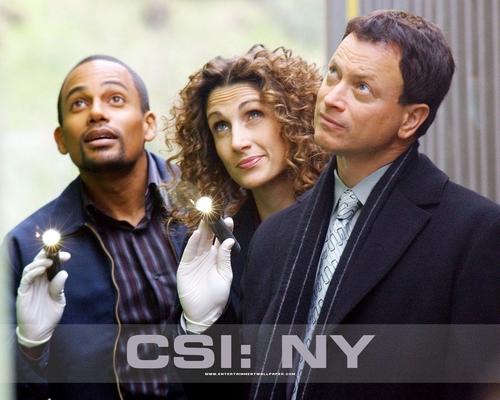C.S.I. - Место преступления Нью-Йорк cops