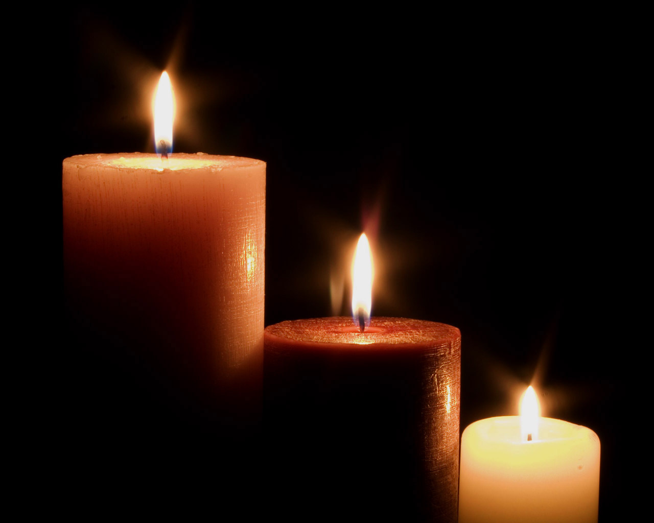 Candle wallpaper - Candles Wallpaper (4091186) - Fanpop