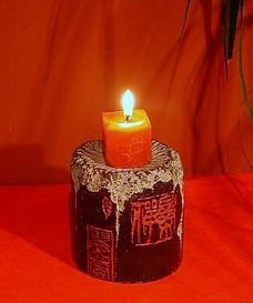 Chinese candle