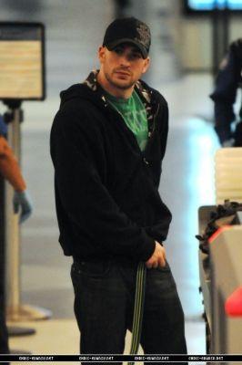 Chris Departs LA