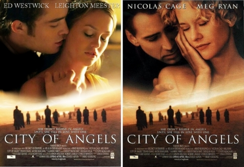 City of Angels CB fake Poster