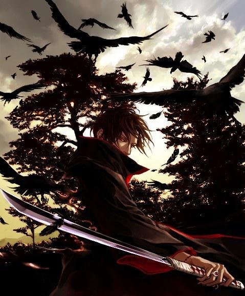 Crows - Itachi Uchiha Fan Art (4008231) - Fanpop