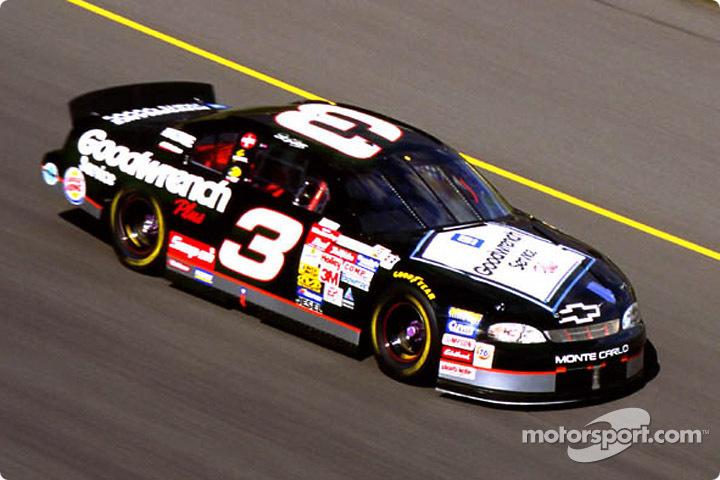 Dale Earnhardt Race Car Pictures