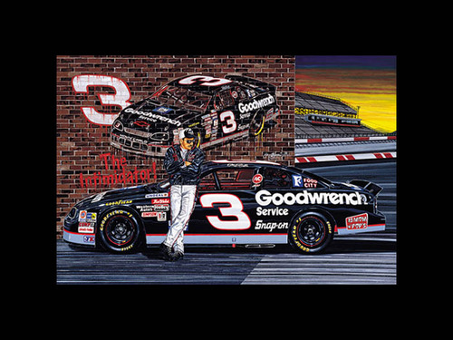 Dale Earnhardt - nascar Fan Art