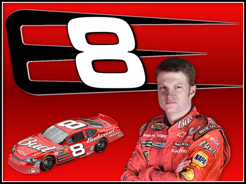 Dale Jr. - nascar Wallpaper