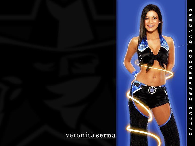Dallas Desperados Veronica Pom Pom Girls De La Nfl Fond D Ecran 4053678 Fanpop Page 3