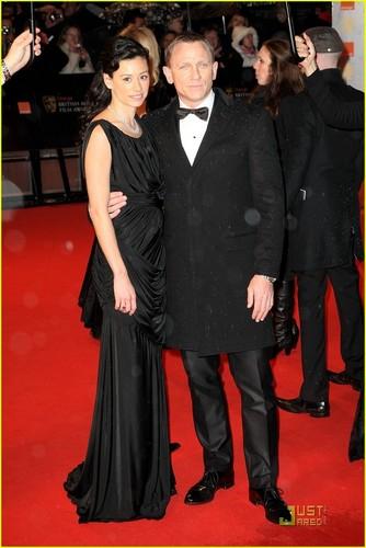 Daniel @ the 2009 BAFTA Awards