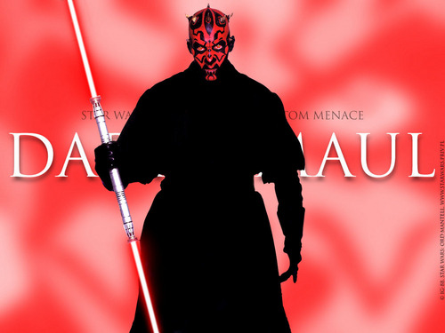 Star Wars wallpaper called Darth Maul