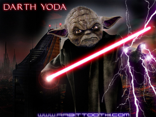 Darth Yoda - star-wars Fan Art