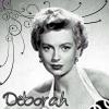 Classic Movies photo containing a portrait called Deborah Kerr